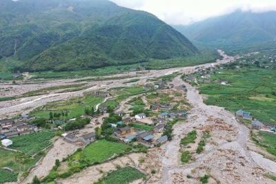 最新!四川冕宁特大暴雨灾害已致19人遇难3人失联