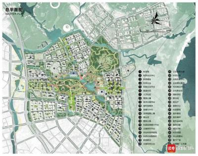 光明科学城中心区未来啥样?  国际一流团队设计定稿出炉