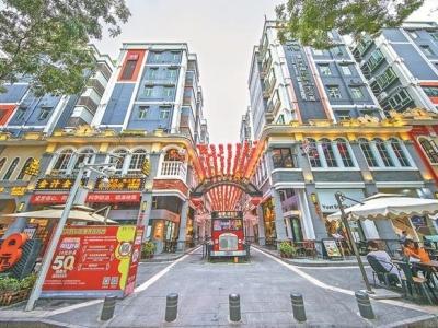 """特区里的文明新村和幸福家园!深圳1547个城中村3年上演""""变形记"""""""