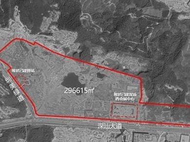 总投资约70亿元,深汕工业互联网制造业创新基地全球征集建筑设计方案