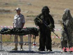 俄罗斯驻塔吉克斯坦军事基地将为塔培训初级军事人员