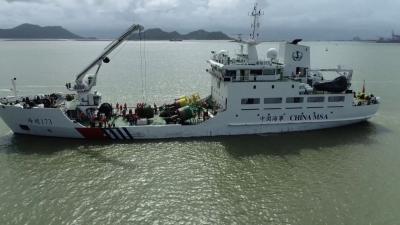 交通运输系统最大航标船海巡173列编,搭载北斗导航系统