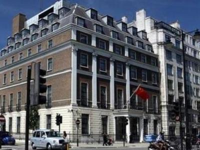 英媒刊登抹黑中國和平利用外空文章,我駐英使館駁斥