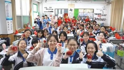 福田高考首日平安順利!全區6433名考生迎來人生大考