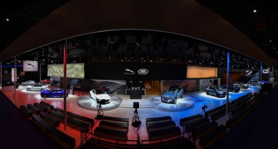 全新路虎衛士110于成都國際車展正式上市