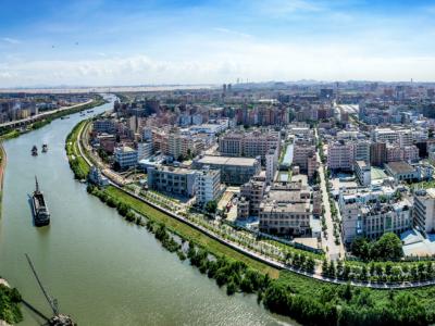 融智造綠色文明為一體!東莞長安打造茅洲河生態經濟長廊