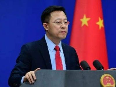 """蓬佩奥就香港国安法发表声明,外交部用四个""""无知""""驳斥"""