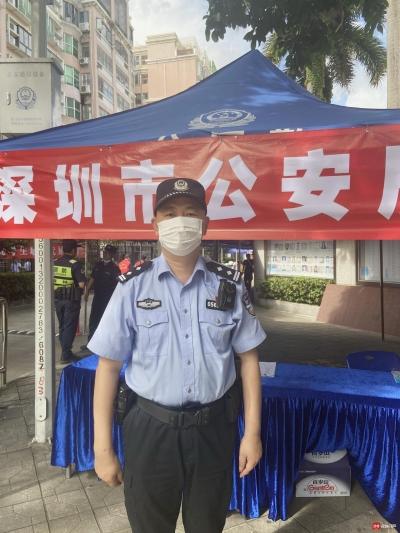 每日警星   劉志揚:公平公正化解矛盾糾紛