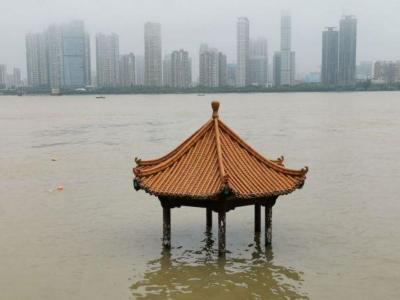 湖北省气象局提升重大气象灾害暴雨应急响应为二级