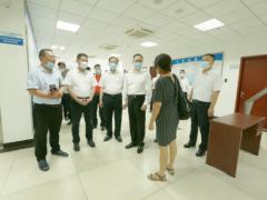 福建省信访局同行到深圳开展信访工作经验交流活动