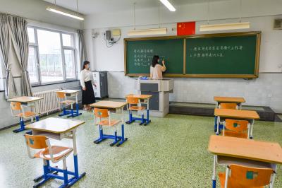 北京高考考场今起封闭管理,未核酸检测人员不得入内