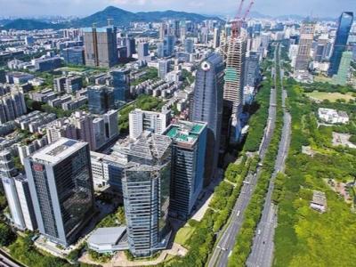 数说深圳40年 商事主体337万户!深圳商事制度改革进展排名第一