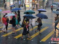 贵州重庆至长江中下游有强降雨 东北华北多对流性天气