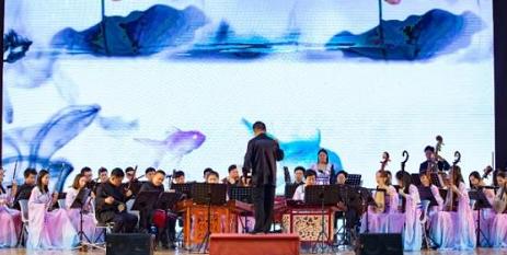 龙岗青少年民族器乐大赛开始报名