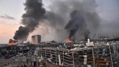 黎巴嫩领导人爆炸两周前就已收到警告:港口化学品或摧毁首都