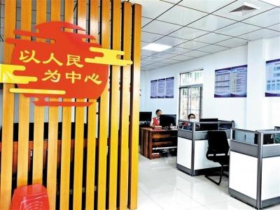"""东周社区通过党建引领走出服务群众新路径  """"红色物业""""凝聚强大力量"""