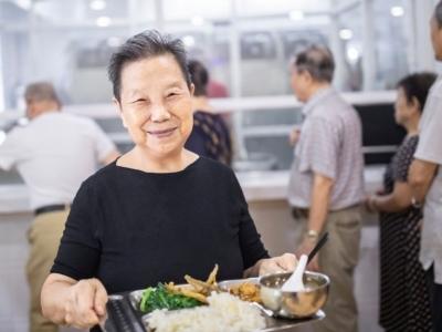 超九成受访者满意广州养老