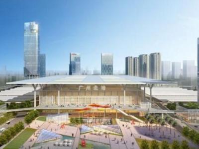 广州北站首期安置区年底完工!还有这些项目进程披露