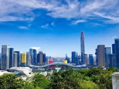 2020上半年深圳GDP增速回升幅度为近20年来最大值