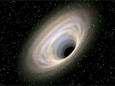 """都说黑洞""""一毛不拔"""" 科学家却想从中""""榨取""""能量"""