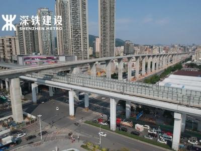 深圳地铁6号线宣传片重磅发布