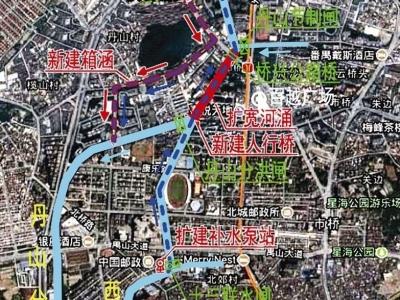 注意,施工队又来了!广州番禺这些地方将分阶段围蔽施工