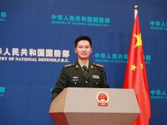国防部新任新闻发言人谭克非:曾就读于北京大学法学院