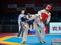 2020跆拳道全国锦标赛首站比赛落幕 众多国内好手参赛