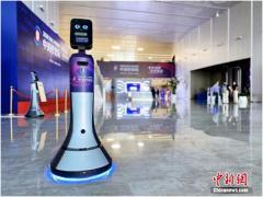 2020中关村论坛:猎豹移动机器人智能会展解决方案表现抢眼