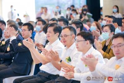 弘毅大厦暨全球私募中心9月10日在前海启幕