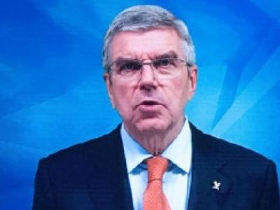 国际奥委会主席巴赫谈东京奥运会:我们正为各种可能性做准备