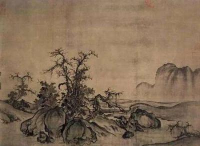 畫家宗炳對山水詩的歷史貢獻