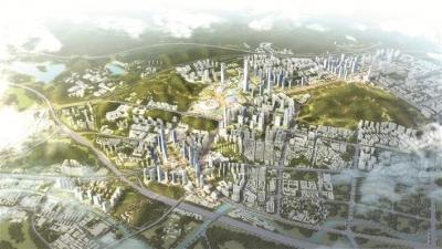 龙岗持续发力联动周边 打造区域协同发展格局