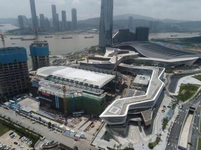 定了!珠海國際會展中心二期擬明年6月竣工