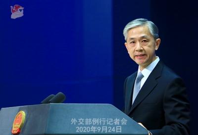 外交部:香港外国记者会应立即停止打新闻自由的幌子插手事务