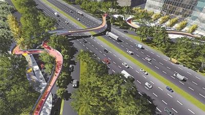 (福田罗湖宝安)深圳发布自行车交通发展规划(2021-2035),将新建6条自行车快速路