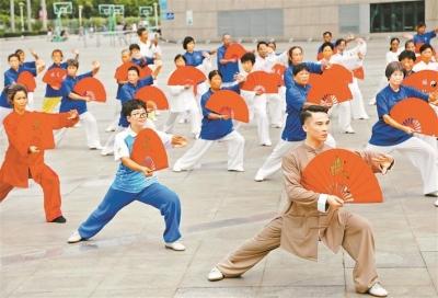 宝安区全民健身掀起新高潮