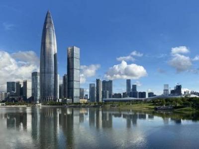 华润深圳湾国际商业中心项目全面竣工
