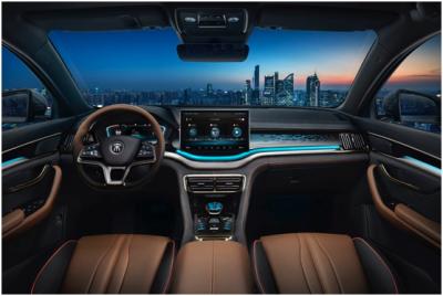 比亚迪全新SUV宋PLUS超感上市