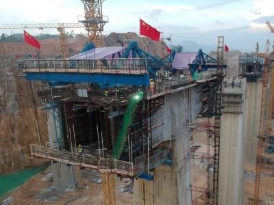 離通車又近一步!贛深高鐵惠州段隧道全部貫通