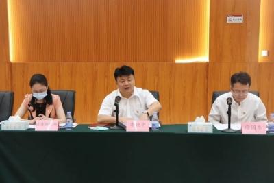 """坪山区召开现场会推动非公企业党建""""三同步""""工作提质增效"""
