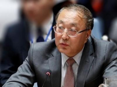 中国代表在安理会严厉驳斥美国代表恶意攻击