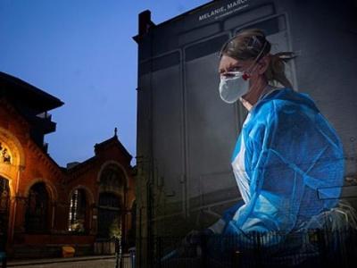 英国新增确诊病例逾2万例,曼城疫情警报等级升至最高