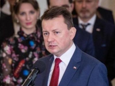 波兰国防部长新冠病毒检测结果为阳性,呼吁民众遵守防疫规定