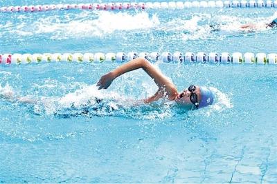 光明区首届校际游泳联赛暨区游泳队选拔赛落幕 光明小学代表队夺得团体总分第一名
