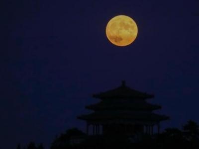 半影月食、流星雨现身 11月天象大片,你准备好了吗?