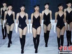第十五届中国超级模特大赛总决赛在北京举行
