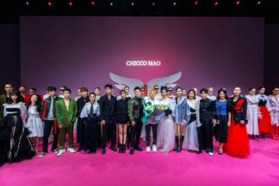 CHICCO MAO 2021 SS新品大秀亮相中国国际时装周