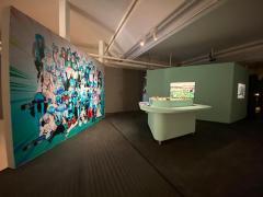 中央美术学院青年艺术家日本驻地实践展开展