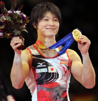 日本体操名将内村航平确诊新冠,或无缘中俄美日四国体操赛